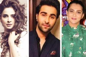 Saba Qamar, Aadar Jain and Parvathy made their debut in Bollywood this year with films such as Hindi Medium, Qaidi Band and Qarib Qarib Singlle.