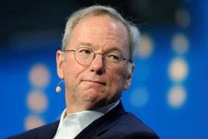 Alphabet's Eric Schmidt to step down as Executive Chairman