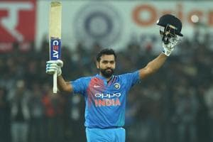 Rohit Sharma equals fastest T20 century, India sink Sri Lanka to clinch series