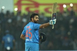 India vs Sri Lanka, Indore T20, Highlights: Rohit Sharma's joint fastest T20 ton powers IND to series win