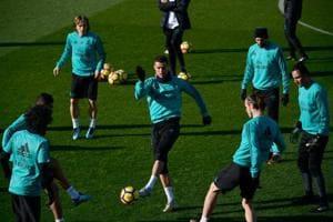 El Clasico: Real Madrid's Cristiano Ronaldo declared fit for Barcelona...