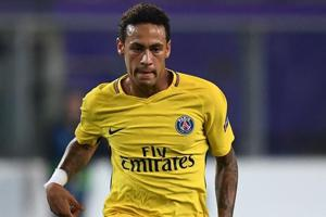Paris Saint-Germain's Neymar wants to eliminate Real Madrid from...
