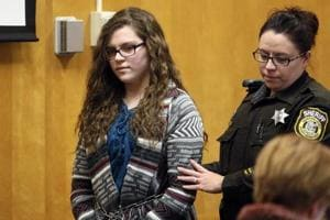 US girl who tried to kill classmate to please fictional horror...
