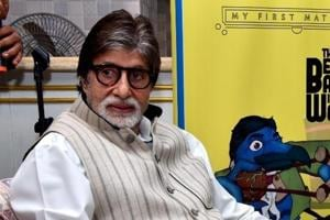 Amitabh Bachchan promises help in new biopic Thackeray, suggests...