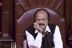 Parliament being on and off not good for country, says Naidu as Rajya...