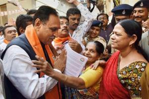 Vijay Rupani, an unassuming CM who won millions of hearts for the BJP...