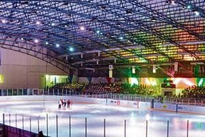 Since its launch in 2011, the ice rink in Dehradun has hosted only a couple of high-profile events.