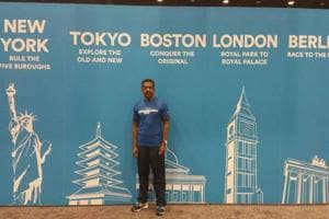 Uk-based Indian-origin marathoner saddened to see sedentary lifestyle...