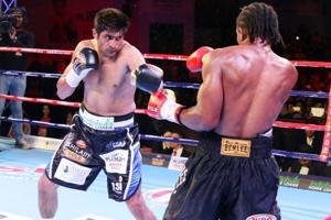 Perfect 10: Vijender Singh beats Ernest Amuzu, retains WBO Oriental...
