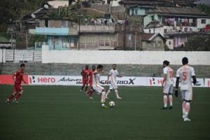 Subash Singh on target as Neroca breeze past Shillong Lajong in...