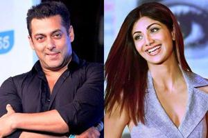 Protests against Salman Khan, Shilpa Shetty continue; group approaches...