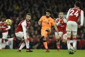 Arsenal and Liverpool share spoils in six-goal Premier League thriller
