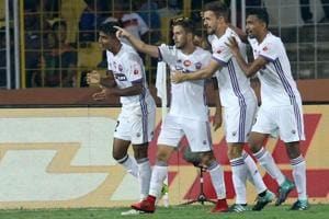FCPune City storm into Indian Super League top four with win over FC...
