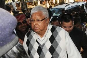Lalu Prasad and 15 others found guilty in a fodder scam, sentencing on...