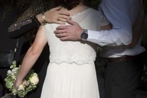 With few options, Israeli couples turn to rogue weddings