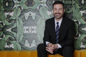 Jimmy Kimmel wants good ratings for Oscars 2018