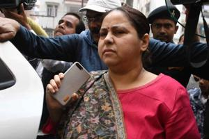 ED files charge sheet against Lalu's daughter Misa Bharti in money...