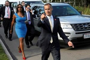 Former Trump campaign manager accused of sexual harassment