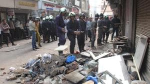 The 80-year-old building was undergoing repair work under a private contractor and supervisor when it collapsed onDecember 15.