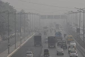 Spike in pollution as Mumbai's air quality back to 'poor' after a week