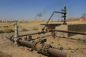 Chinese firm to develop oil field near Iraqi capital