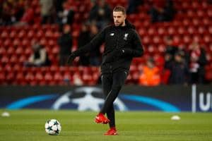 Liverpool skipper Jordan Henderson out of Swansea City clash with...