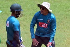 Bangladesh Cricket Board announce 32-man squad for home series