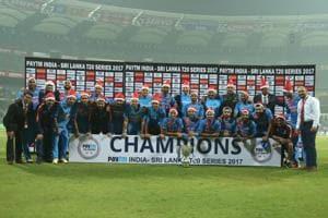 India beat Sri Lanka by five wickets in Mumbai, sweep Twenty20 series 3-0