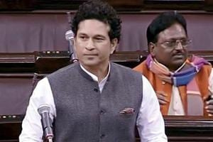 Sachin Tendulkar, in his video speech on Friday, said it is time for India to move from a 'sport loving' nation to a 'sport playing' one.