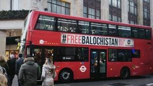 'Free Balochistan' posters pop up in New York