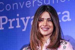 Priyanka Chopra: I'm proud to be on par with my male colleagues