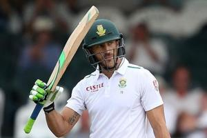 Faf du Plessis, South Africa captain, doubtful for Boxing Day Test vs...