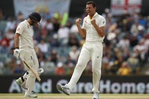 Josh Hazlewood takes dig at England's batting ahead of Boxing Day...
