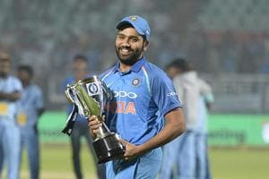 Rohit Sharma ready for South Africa challenge after India's rout of...