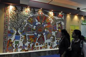 By supporting its artisans, the Madhubani district has given others a...