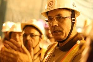 Mangu Singh took over as the managing director of Delhi Metro Rail Corporation on January 1, 2012.
