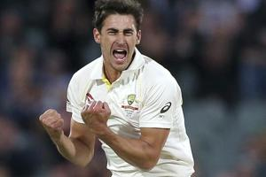 Injured Australia pacer Mitchell Starc asked his replacement Jackson...