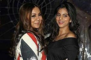 Shah Rukh's daughter Suhana is all grown up and gorgeous. We've mom...