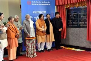 Magenta Line launch: Not inviting Kejriwal insult of Delhi people,...