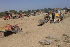 Madhya Pradesh cracks the whip on officers colluding with illegal sand...