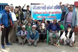 Pancheshwar Valley villagers demand fertile land to continue agri...