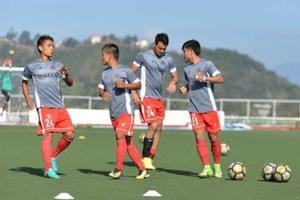 Aizawl FC look to make strong I-League comeback against Minerva Punjab...