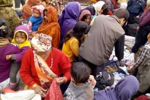 'Bank of Happiness' spreading smiles on faces of needy people
