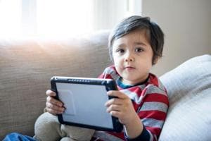 Relax, it's not that bad: Technology isn't taking over children's...