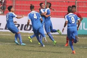 Indian Arrows stun Shillong Lajong 3-0 to register 2nd I-League win