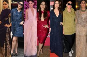 Check out our favourite looks seen on Kareena Kapoor in 2017.