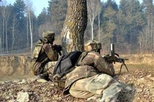 Top Jaish-e- Mohammad militant was killed in an encounter with security forces in Pulwama district of Jammu and Kashmir.