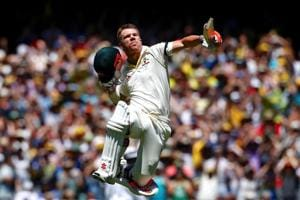The Ashes: David Warner, Steve Smith take honours in Australia's solid...