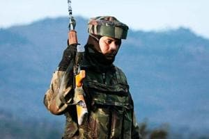 At least two Pakistani soldiers were killed in retaliatory fire by India on Wednesday. Armies of the two countries have been engaged in intermittent gun battles along the LoC in Jammu and Kashmir for the past couple of days.