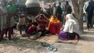 Noida: Mistrust, scepticism in Barola, where two girls were found...